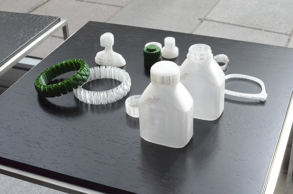 Image of 3D printed objects.